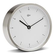 Barigo - White Desk Clock Small