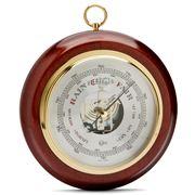 Barigo - Mahogany Barometer