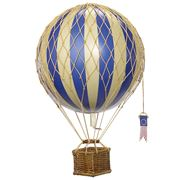 Authentic Models - Travels Light Balloon Model Blue