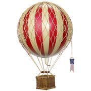 Authentic Models - Travels Light Balloon Model Red