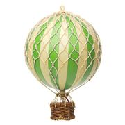 Authentic Models - Floating the Skies Green Balloon Model