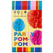 Dylan's Candy Bar - Party Pom-Pom Set 3pce