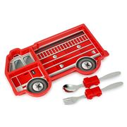 Urban Trend - Me Time Fire Engine Meal Set