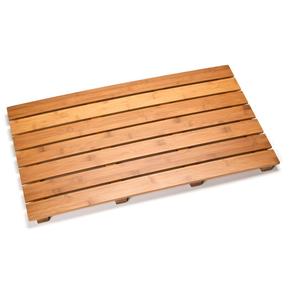 Bamboo Bath Mat Bamboo Bath Mat 7 Bath Mat Ideas To Make