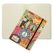 Cavallini - Vintage Travel Notebook