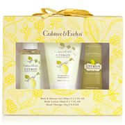 Crabtree & Evelyn - Citron Honey & Coriander Little Luxuries