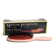 Mason Pearson - Pink Pocket Bristle Brush