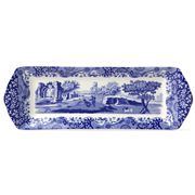 Spode - Blue Italian Small Tray