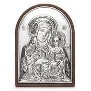 Clarte Icon - Holy Virgin Mary of Jerusalem 6cm