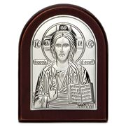 Clarte Icon - Silver Axion Lord God's Wisdom