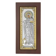 Clarte Icon - Holy Virgin Mary Gerontissa in Gold 9x18cm