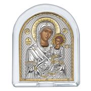 Clarte Icon - HV Mary Lady Healer in Crystal 10x12cm
