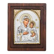 Clarte Icon - HV Mary of Jerusalem Gold Wall Plaque 17x20cm