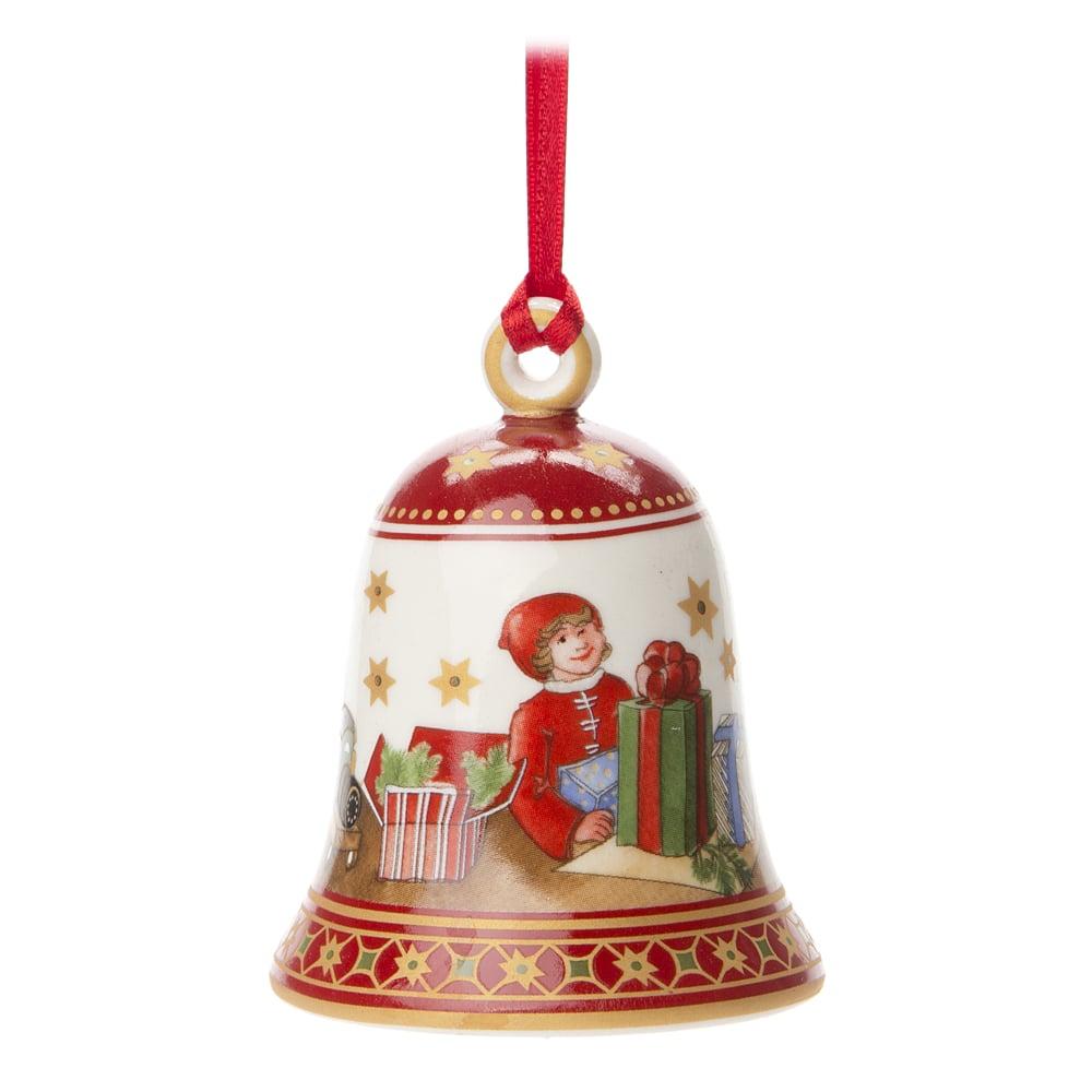 V&B - Christmas Bell Ornament