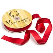 Vandoros - Red Christmas Ribbon 50m