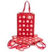Vandoros - Christmas Gift Bag Set 5pce