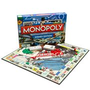 Games - Sydney Monopoly