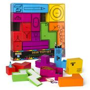 Paladone - Tetris Desk Tidy Set