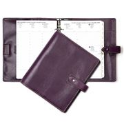 Filofax - Malden Purple A5 Organiser