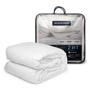 Sheridan - Deluxe Dream 2 in 1 Quilt King Size