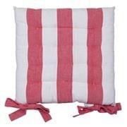 Rans - Alfresco Red Stripe Chair Pad