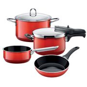Silit - Energy Red Cookware Set 4pce