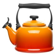 Le Creuset - Volcanic Orange Traditional Kettle 2.1L