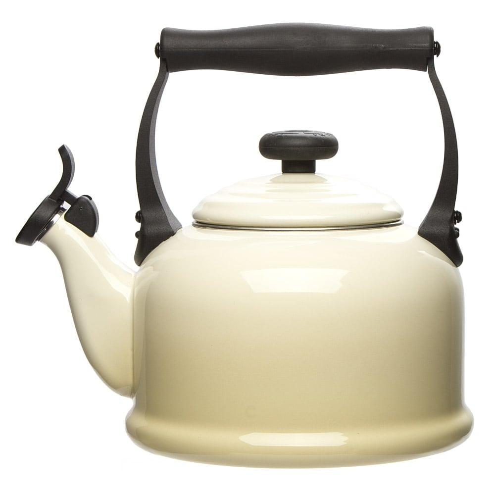 Le creuset dune traditional kettle 2 1l peter s of kensington
