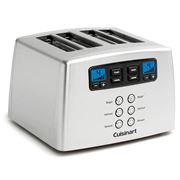 Cuisinart - Countdown Toaster Four-Slice