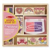 Melissa & Doug - Friendship Stamp Set