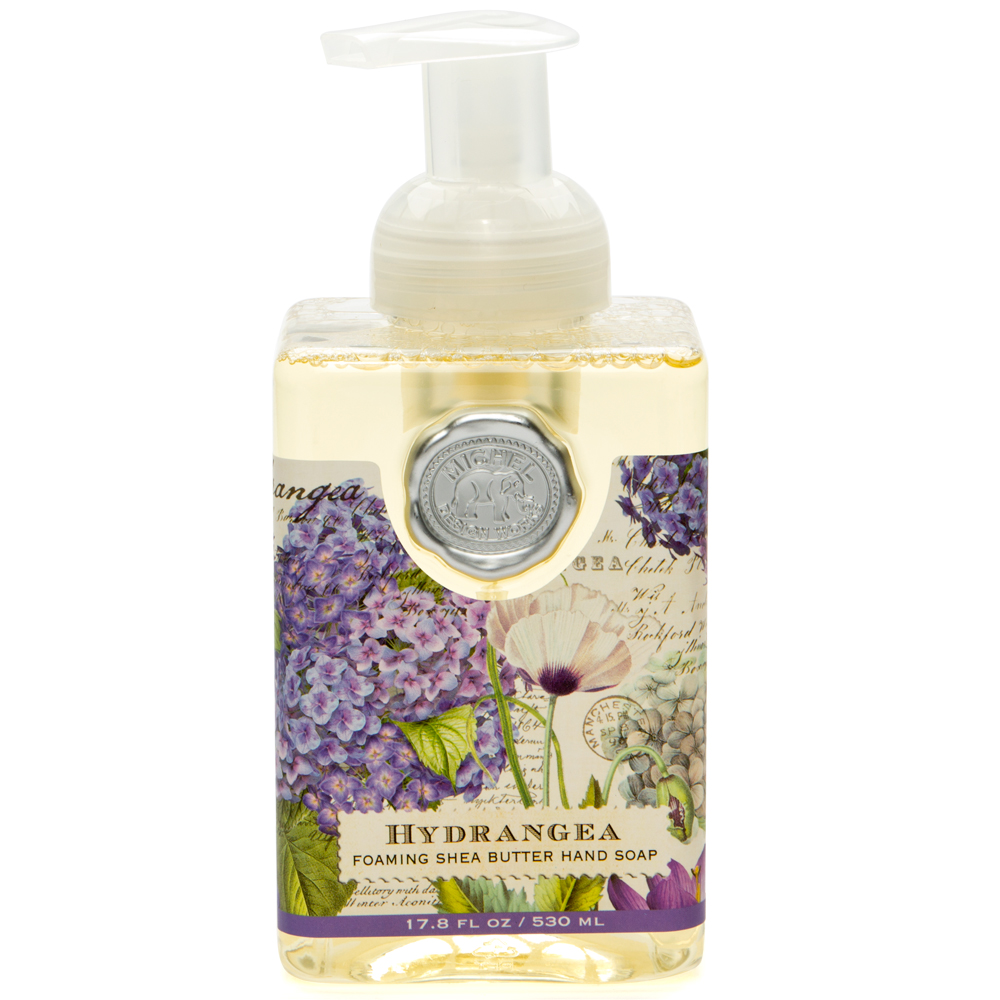 Michel Design Hydrangea Foaming Hand Soap 530ml