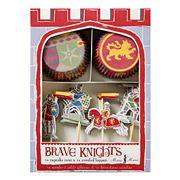 Meri-Meri - Brave Knights Cupcake Kit