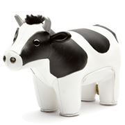 Zuny - Classic Holstein Cow Bookend