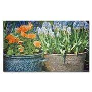Doormat Designs - Spring Flowers Doormat