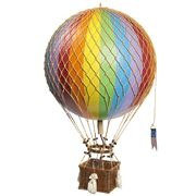 Authentic Models - Jules Verne Large Rainbow Balloon