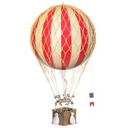 Authentic Models - Jules Verne Large Red Balloon