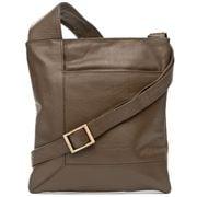 Condura - Velocity Leather Taupe Cross Body Bag