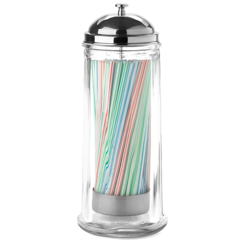 Davis Amp Waddell Essentials Glass Straw Dispenser Peter