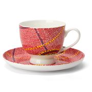 Alperstein - Aboriginal Art Debbie Brown Teacup Set