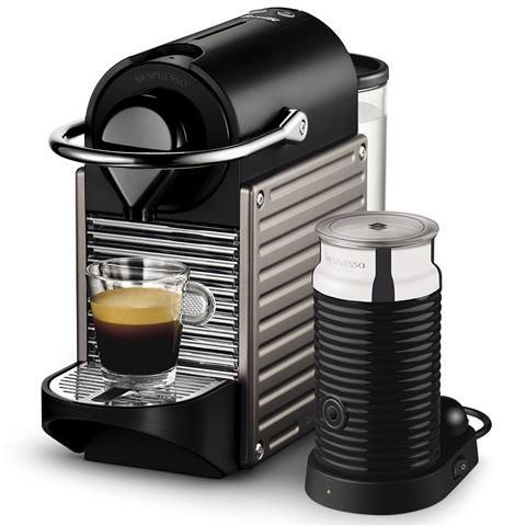 delonghi nespresso citiz milk white coffee machine peter 39 s of kensington. Black Bedroom Furniture Sets. Home Design Ideas