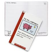 Edward Monkton - The Pig of Happiness Large Notebook