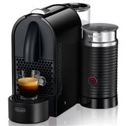 DeLonghi - Nespresso UMilk Black Coffee Machine