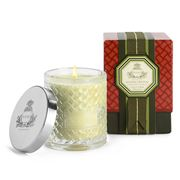 Agraria - Woven Crystal Candle Lime & Orange Blossoms
