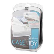 Go Travel - Case Tidy Packing Organiser Set 2pce