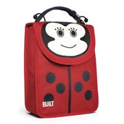 Built NY - Big Apple Buddies Ladybug Lunch Sack