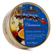 Simpkins - Christmas Mixed Fruit Travel Sweets 200g