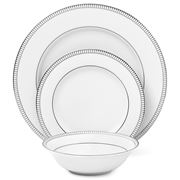 Royal Doulton - Paramount Platinum Dinner Set 12pce