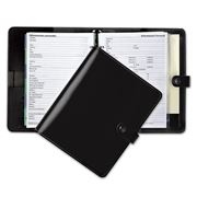 Filofax - Original A5 Organiser Patent Black