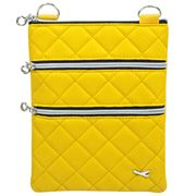 Annabel Trends - AT Travel In Flight Yellow  Shoulder Bag