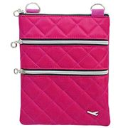 Annabel Trends - AT Travel In Flight Hot Pink  Shoulder Bag